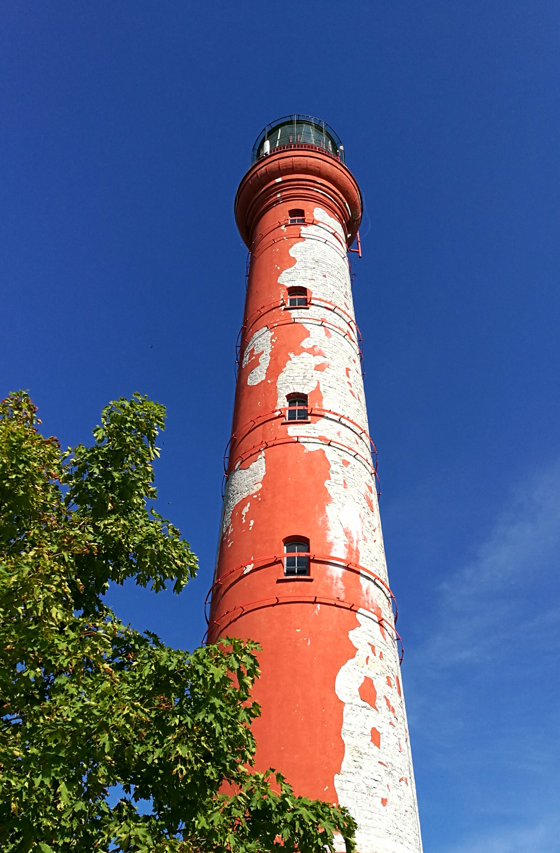 Pakri lighthouse