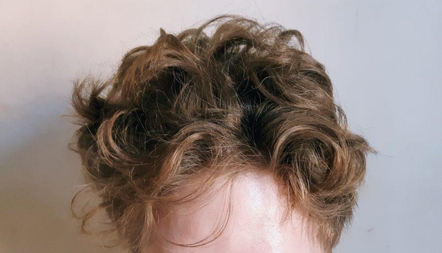 curly girl metodi aloitus