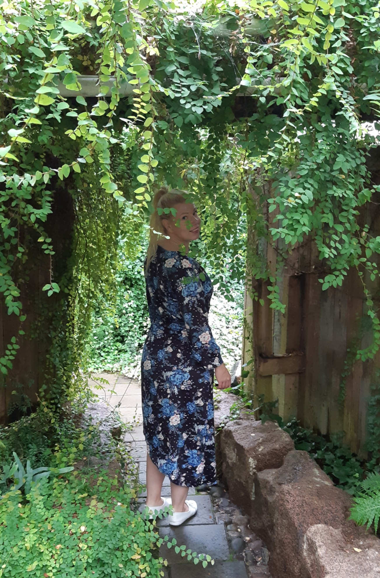 Viherpaja puutarha